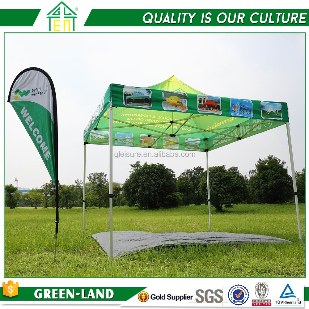 2018 Hot Sale aluminum dye-sublimation tent