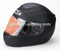 ABS helmet, WLT-101 Matt Black