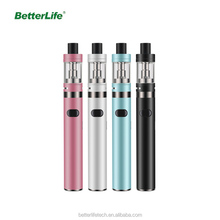 2017 Vape pen Betterlifetech ego vapa lite kit 50W mini mod with high quality e cigarette
