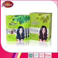 YLOFANG Fast Herbal Black Hair Shampoo Hair Darkening and care In 5 Minutes Best Black Hair Dye