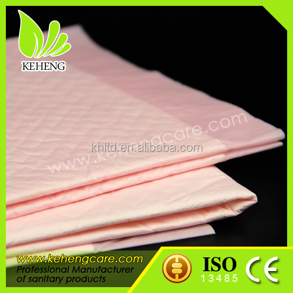 150*60cm disabled disposiable medical bed sheet