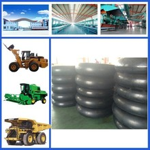Top quality full size butyl rubber car inner tube with a cheap price made in China