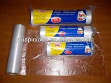 Plastic Freezer Bag on Roll,Clear LDPE Plastic Bags