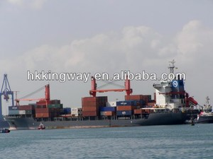 China shipping agency with best freight to San juan