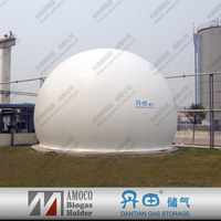 Biogas Production System For Building Of Gas Production Line