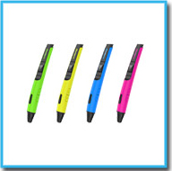 High quality slim portable 3d pen digital 3d printer pen oem