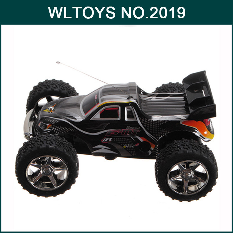 New Products 2015 Wltoys NO.2019 Remote Contro RC Toys Racing Car with 5 Speed Transmission