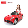 RASTAR Electric Children ferrari car kids ride on car