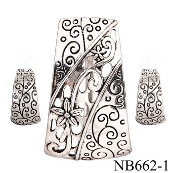 Hot sale high quality Zinc alloy scarf pendant