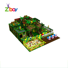 Amusement Park Equipment kids Indoor game equipment playground