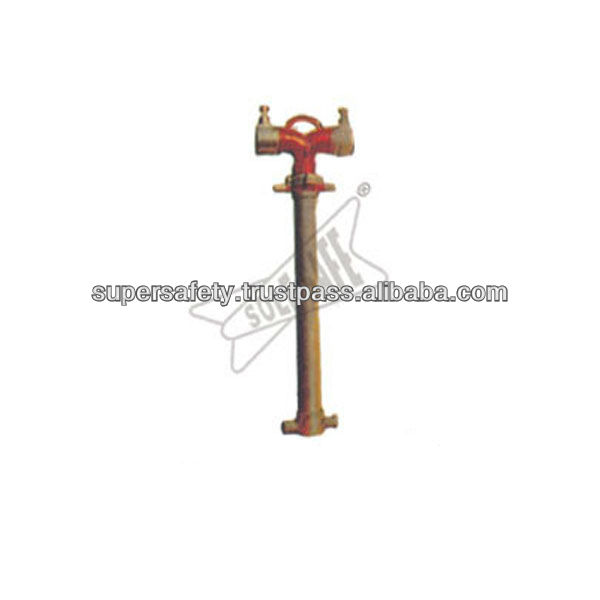 Double Fire Hydrant Stand Pipe (SFT-0777)