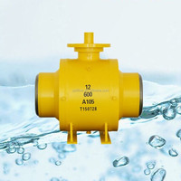 1PCS 1 Inch Ball Valve 1000 WOG with Socket Weld