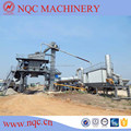 YLB-1000 mobile asphalt batching plant supplier