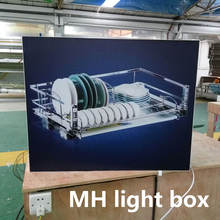 power light table for tracing advertising screen signs led light box indoor advertising screen light box