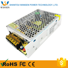CE approved 12v 15v 24v 48v 3a 150w switching power supply S-150-48 3amp