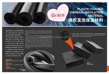 Plastic Foamed Thermal Insulation Material, Insulation Sheet
