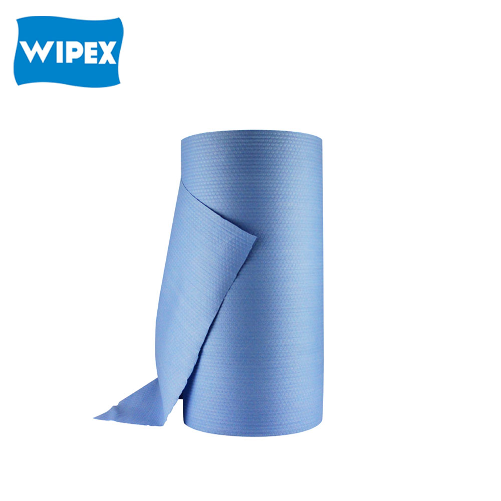Embossed dry wipes Nonwoven Spunlace raw material