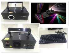2017 500 mv RGB Tpype writing Laser Light Led Light chrismas DJ Stage Lighting