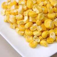 Bulk,Vacuum Pack Packaging and Dried Style Freeze Dried sweet corn kernels