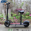 Intelligent bluetooth black adult extreme scooter