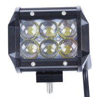 4D Cree Led Work Light Bar