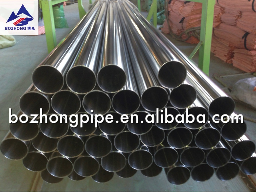 ASTM 316L best price Stainless Steel Pipe Weight