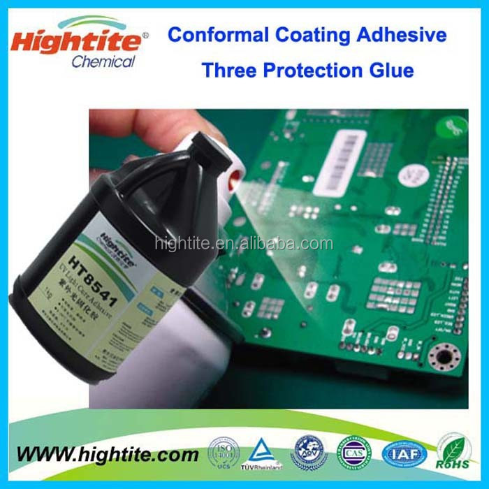 HT8541 UV Glue Conformal Coating Three Protection Adhesive for PCB Board Protection