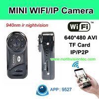 HD Mini Wifi IP Camera Wireless 720P Baby Monitor Network Security Camera Home Protection Mobile Remote Cam