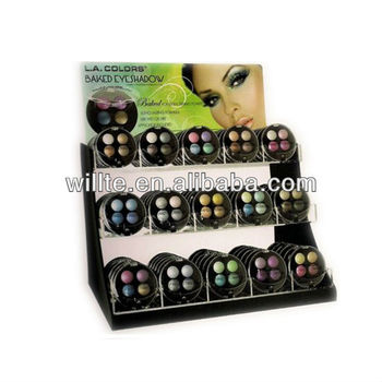 Perspex Cosmetic Acrylic Eyeshadow Holder