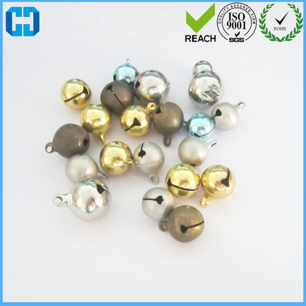 Colorful Small Mini Jingle Bells,Lovely Sounds Charms Pendant