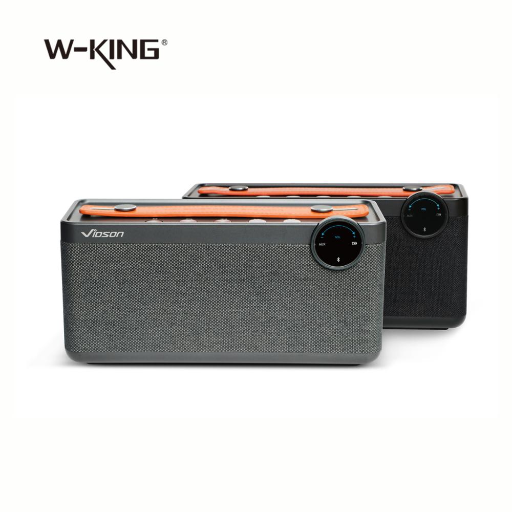 2018 new arrivals portable 25W subwoofer bluetooth speaker