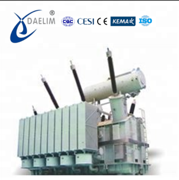 Factory direct supply high voltage 110kv 40000kva ONAF OLTC power transformer