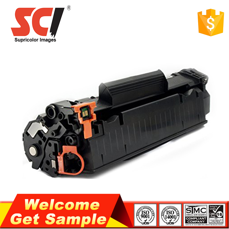 Factory wholesale supply CE285A compatible for hp printer P1100 laser toner cartridge