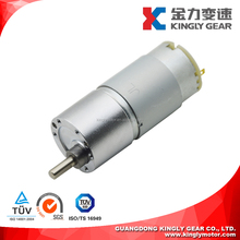 12 volt Motor with Gearboxes for Healthful Equipment,37mm 12v 1000rpm DC Gear Motor,DC Gear Motors 37mm