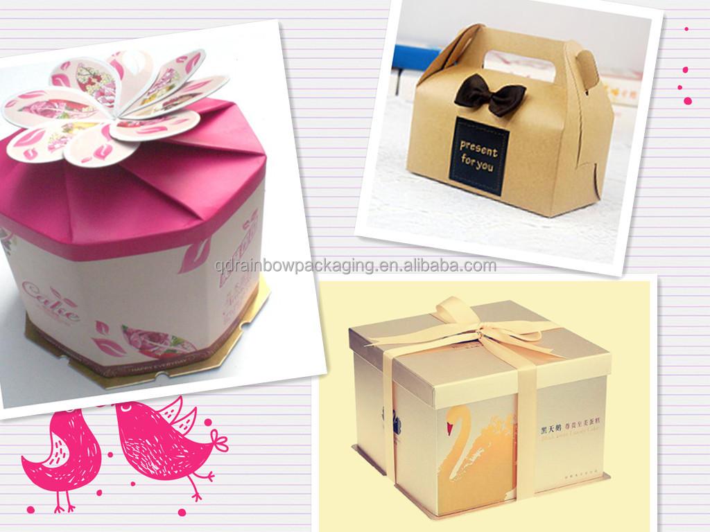 Wedding Cake Boxes Printing Machine