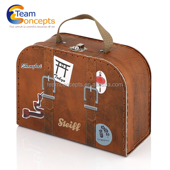 Furniture Industrial Use and Accept Custom Order paper cardboard suitcase box