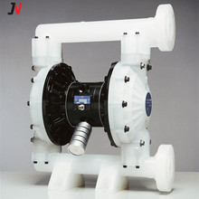 Chinese Manufacturer 1inch stainless steel teflon elastomer pneumatic diaphragm pump