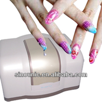 digital nail color printer machine