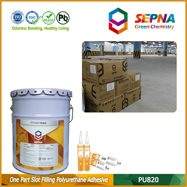 concrete repair joint sealant / polysulphide sealant joint