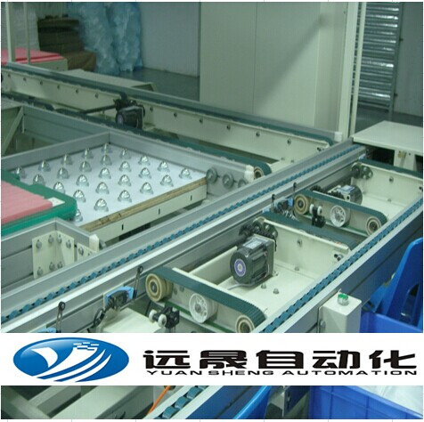 LCD [small size] assembly line