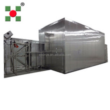Strawberry Frozen Product Line/Vegetables And Fruits Frozen Production Line Machine/IQF Freezer Machine