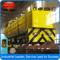 Fuel-efficient Diesel electric locomotive from China Coal