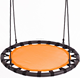 Outdoor Round Fabric Spinner Easy Install Net Swing