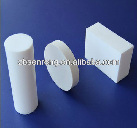Semi-finished ptfe materials