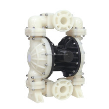 DEFU (China) PP Chemical Acetate Solution Double Diaphragm Pump