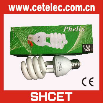 Half Spiral/Full Spiral Energy Saving Lamp/CFL Lamp