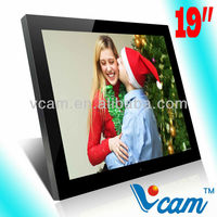 19 Inch Acrylic LCD Digital Electronic Picture Frame(VD1901B)
