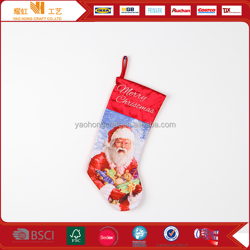 Party occasion stocking christmas decoration home