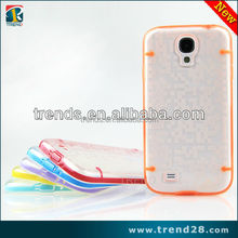 TPU+PC cover for samsung galaxy s4 i9500
