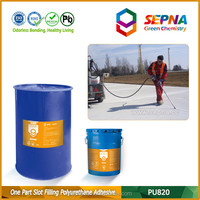 construction polyurethane gap filling sealant